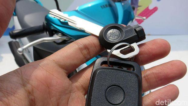 Kunci Remote Yamaha Mio S Tubeless dan Ban Lebar