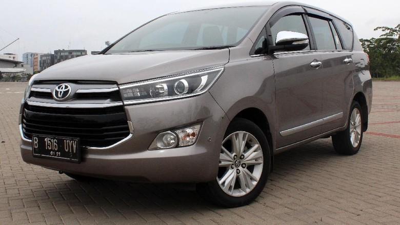 Toyota Kijang Innova Foto: Rangga Rahadiansyah