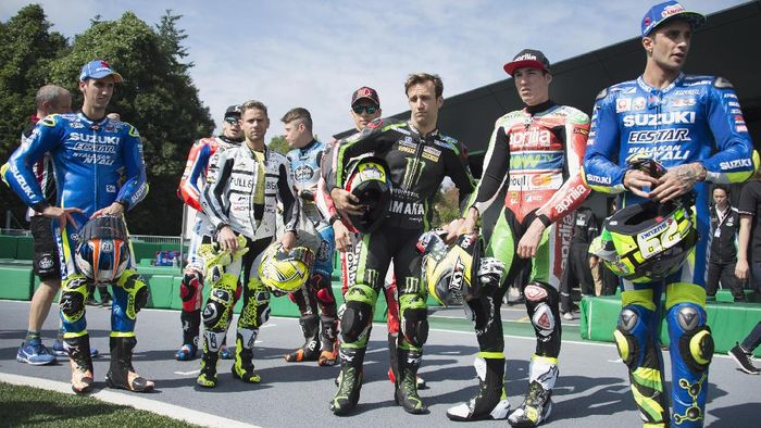 Para rider MotoGP (Foto: Mirco Lazzari gp/Getty Images)