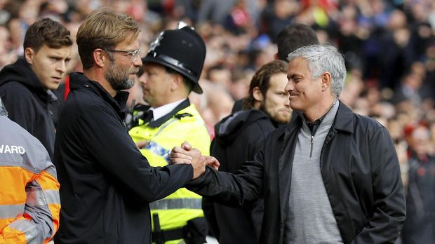 Juergen Klopp menghargai strategi yang diterapkan Jose Mourinho.