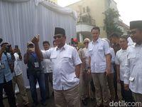 AHY di Radar Cawapres, Gerindra: Prabowo Pertimbangkan Semua Calon