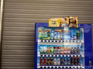 Foto: Jepang, Negeri 1.001 Vending Machine