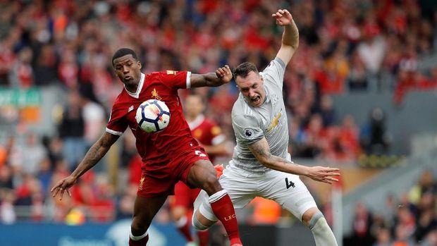 Liverpool vs Manchester United akan berlangsung di Stadion Anfield.