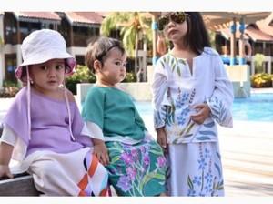 Cinta Indonesia! Anak-anak Ini Makin Cute Saat Pakai Batik
