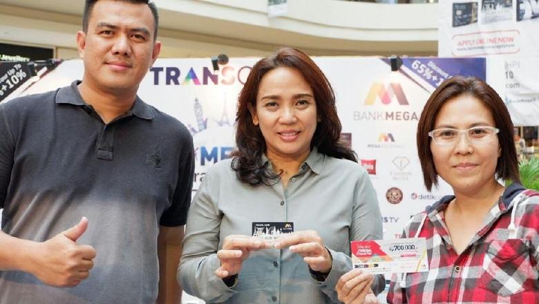 Istri Walkot Semarang datang ke MTF (Dok. Mega Travel Fair)