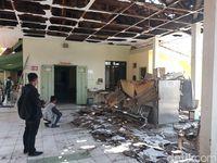 Dikira Ledakan Bom, Ternyata Lemari Jenazah RSUD Pati Meledak