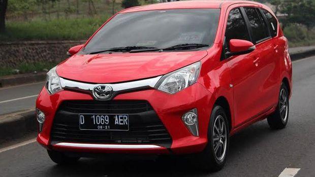 Toyota Calya naik Rp 1,6 juta