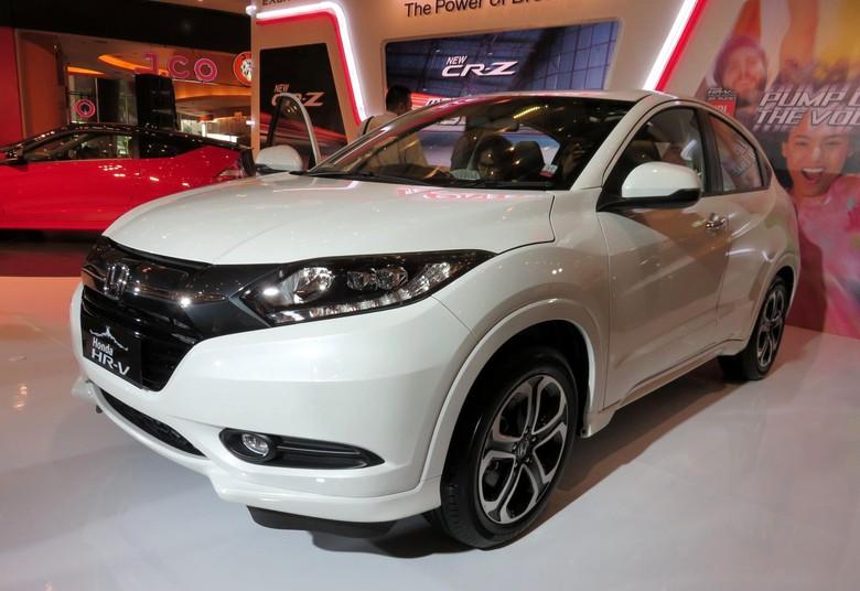 Honda HR-V Foto: Rangga Rahadiansyah