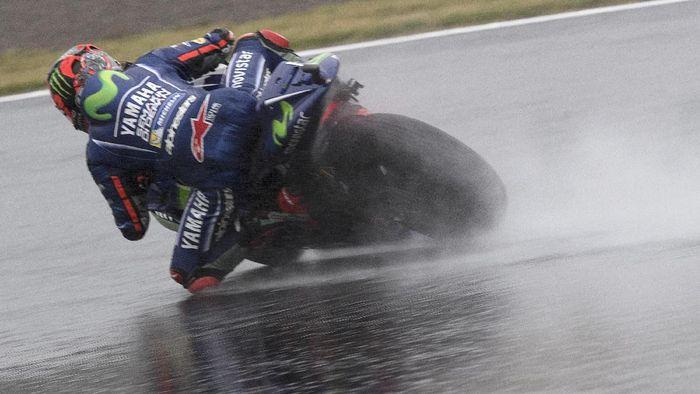 Pebalap Yamaha Maverick Vinales pesimistis bisa juara dunia (Mirco Lazzari gp/Getty Images)