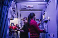 Ini Kata Mantan Pramugari Soal Makanan di Pesawat