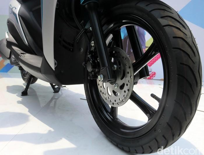 Yamaha meluncurkan Mio Reborn di Jakarta, Sabtu (14/10/2017). Tidak hanya tampilannya yang berubah, beberapa fitur telah disematkan Yamaha untuk menyempurnakan motor skutik yang dinamai Mio S Tubless & Ban Lebar tersebut.