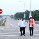 Puji Menteri PUPR Bangun Tol, Jokowi: Ini Ada Daendels Baru