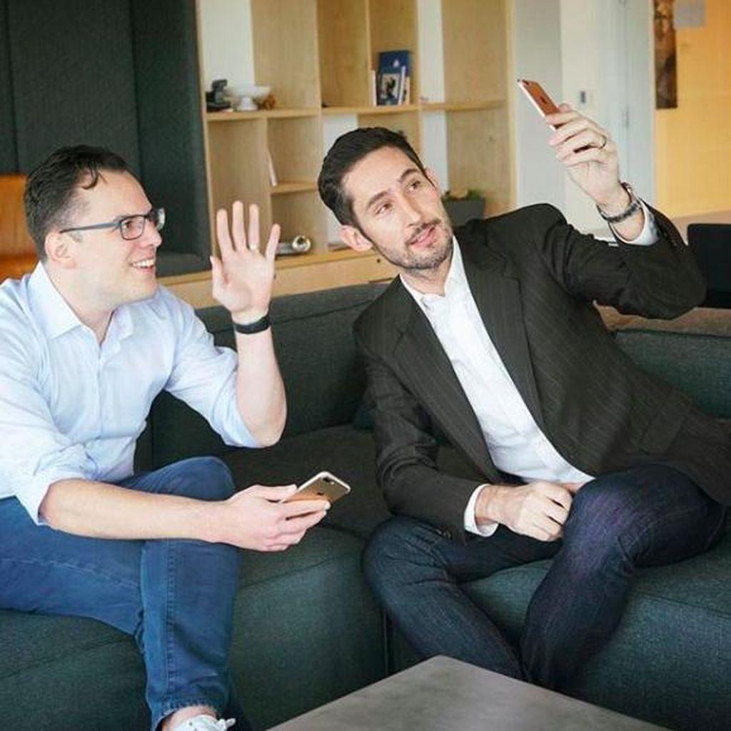 Kata Duo Pendiri Instagram Soal Kepergiannya dari Facebook