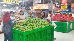 Dapatkan Promo Daging dan Buah Segar di Transmart Carrefour