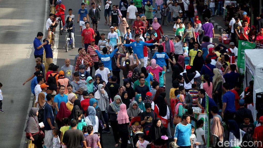 Pemkot Makassar Keluarkan Larangan Kampanye Politik di CFD