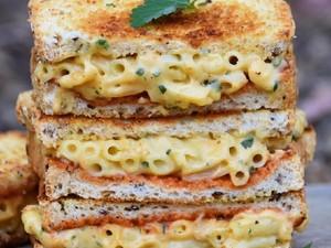 Kreasi Cheezy Sandwich untuk Sarapan hingga Ikan Favorit Orang Jepang