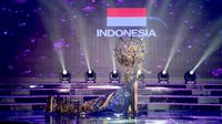 Indonesia Ungguli Voting Kostum Nasional Terbaik di Miss Grand International