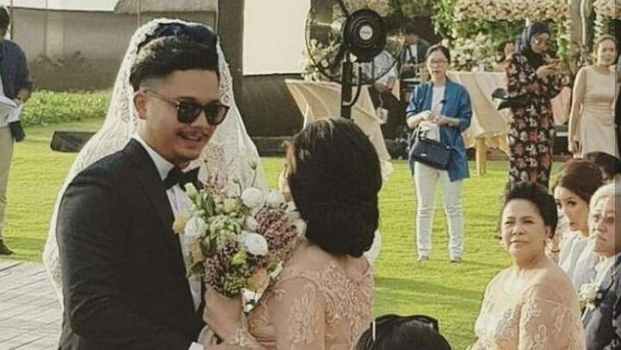 Berlangsung Tertutup, Begini Meriahnya Pernikahan Derby Romero dan Claudia di Bali