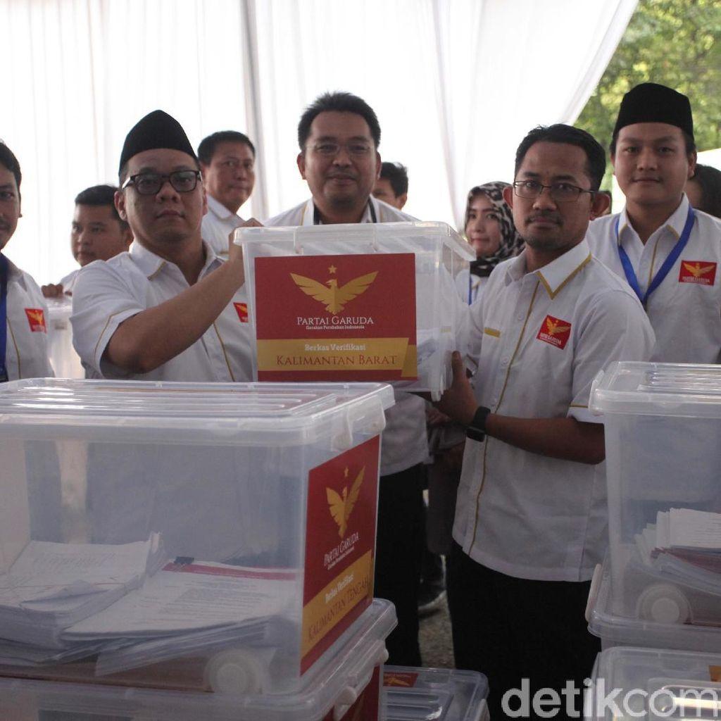 Partainya Ngeblong, Ketua Partai Garuda Banjarnegara Nyaleg di PKB
