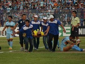 PSSI dan Klub Diminta Beri Kursus Pertolongan Pertama untuk Pemain