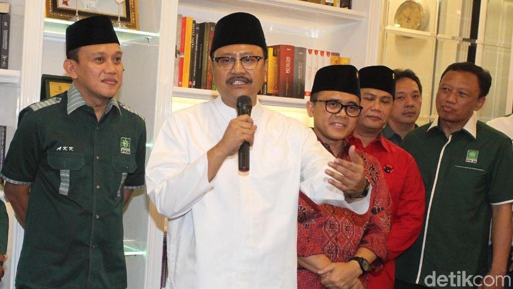 Prabowo Munculkan Moreno, PKB: Gus Ipul-Anas Terbaik untuk Jatim