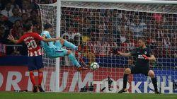 Duel Panas di Wanda Metropolitano, Atletico Vs Barcelona