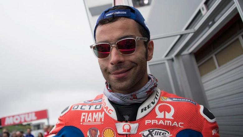 Mengapa Petrucci Cuma Dikontrak Setahun dengan Ducati?