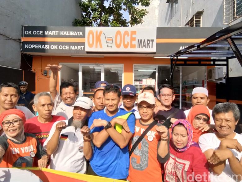 Perjalanan OK OCE Mart dari Gagasan Sandiaga Hingga Tutup
