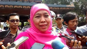 Gerilya Khofifah Mencari Pasangan di Pilgub Jatim 2018