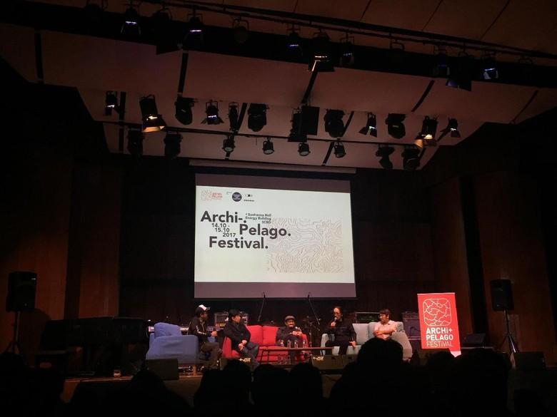 Archipelago Festival 2017 Foto: Dyah Paramita Saraswati