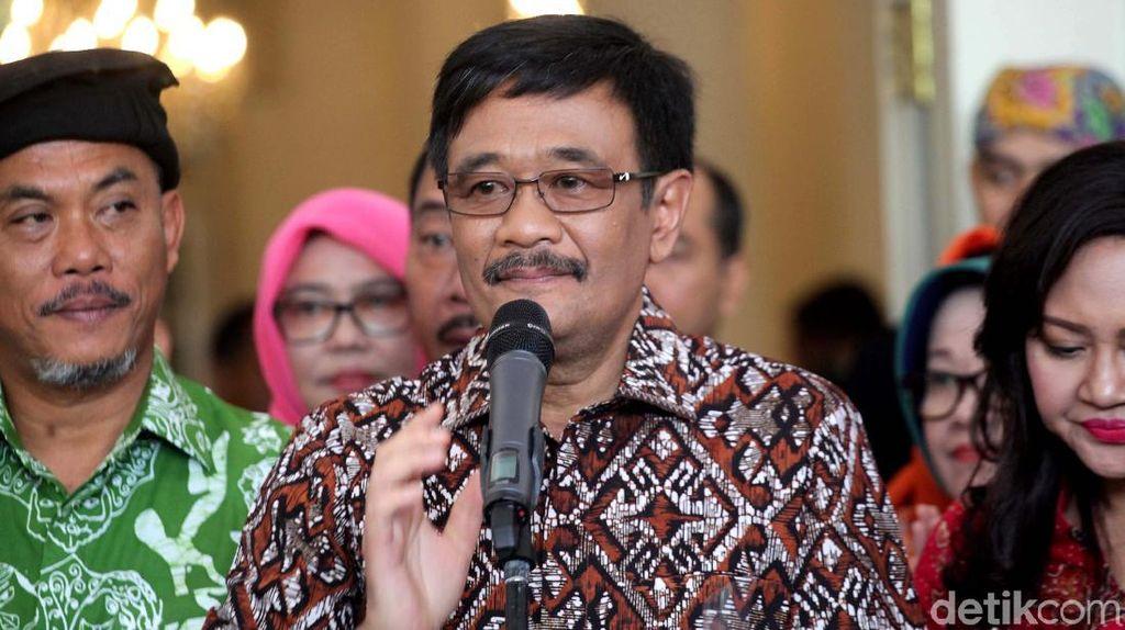 Jalani Puasa, Djarot Saiful Hidayat Selalu Sedia Kerupuk di Meja Makan