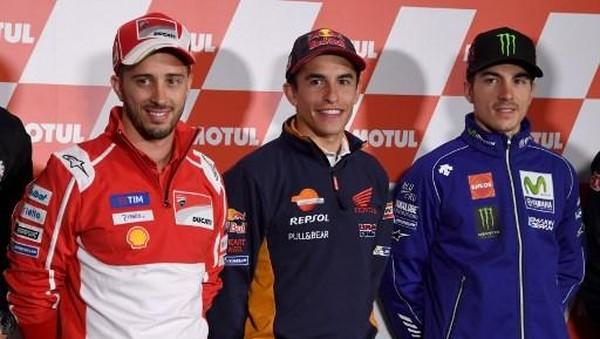 Klasemen MotoGP: Marquez Kini Cuma Unggul 11 poin dari Dovizioso