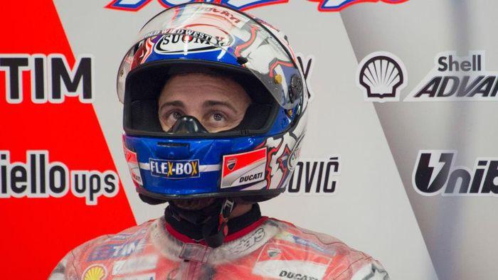 Andrea Dovizioso di MotoGP Jepang 2017 (Foto: Mirco Lazzari gp/Getty Images Sport)