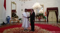 Jokowi: Indonesia Punya 3 Ikatan Kuat dengan Niger