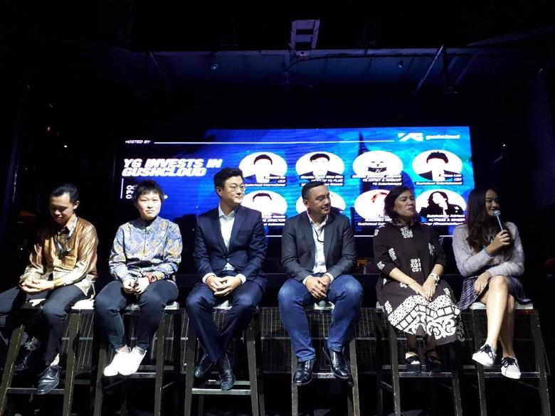 Perluas Pasar, YG Akan Bawa CL ke Indonesia?