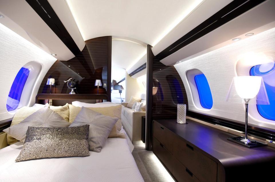 Pesawat pribadi termahal