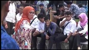 Kagetnya Warga Lihat Bupati Lebak Ngamuk Pakai Bahasa Sunda