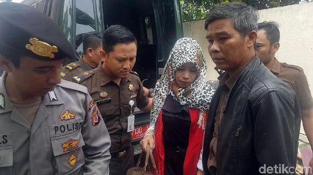 Sri Rahayu Penghina Jokowi, Jalani Sidang Dakwaan di PN Cianjur
