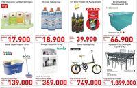 Promo Groseri Harga Spesial di Semarak 19 Tahun Transmart Carrefour
