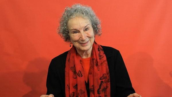 Margaret Atwood Juga Kritik Donald Trump di Frankfurt Book Fair 2017