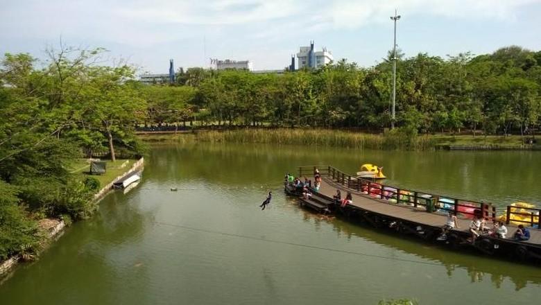 Tempat rekreasi di Ancol