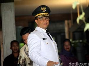 Jakarta Masuk Daftar Kota Tak Aman, Ini Tanggapan Anies