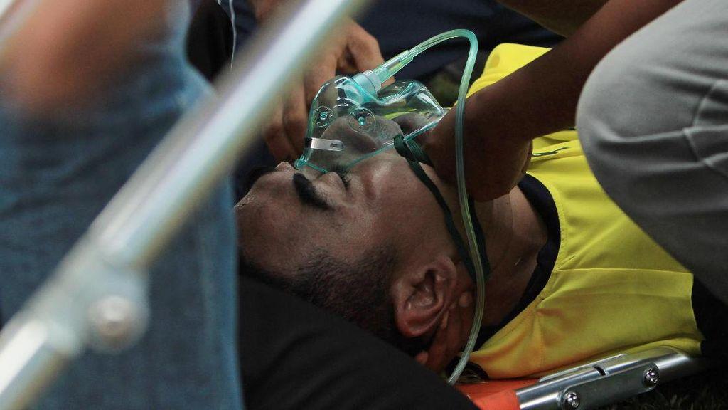 Pertolongan Pertama untuk Cedera Fatal, Seminggu Sekali Lari ke Kantor