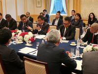 Temui Penasihat PM Jepang, Jonan Bahas 35.000 MW Hingga Gas