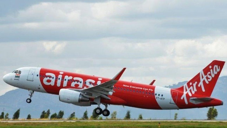 Maskapai AirAsia (BBC World)