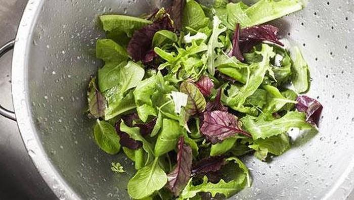 Cara tersehat memasak sayuran dengan tidak terlalu lama. Foto: iStock