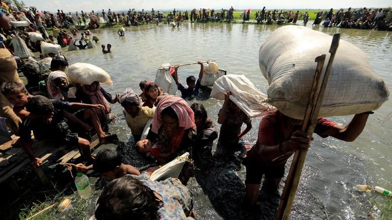 Bangladesh Tangkap Ketua Yayasan Amal yang Beroperasi di Rakhine