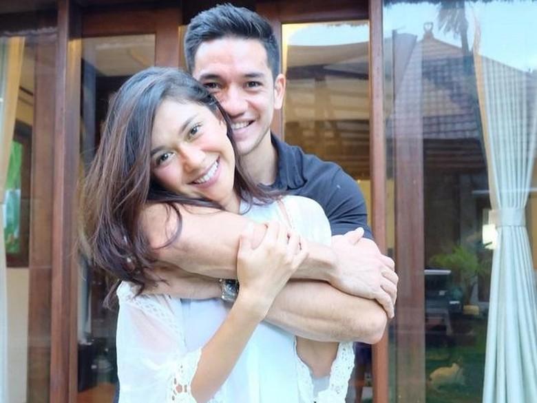 Nana Mirdad dan Andrew White Foto: Dok. Instagram/nanamirdad_