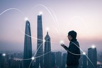 Teknologi AI Pacu Pertumbuhan Ekonomi Dunia