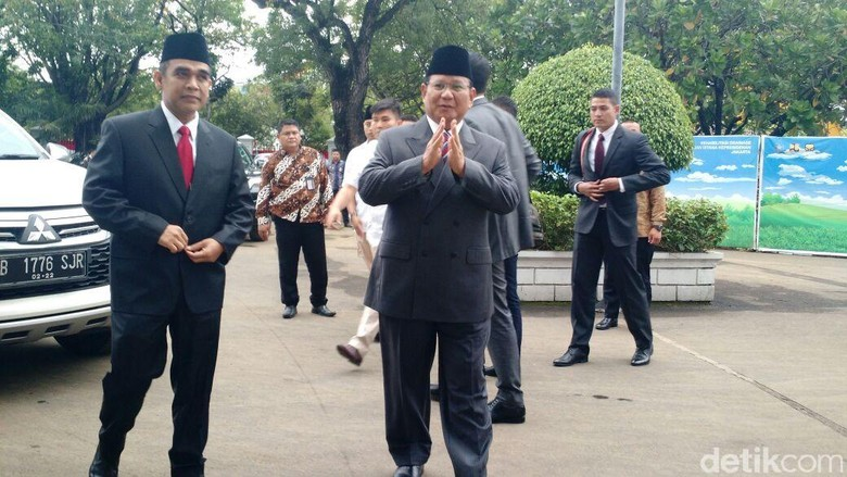 Sekjen Gerindra Kini Bicara Kandidat Cawapres di 4 Kantong Prabowo